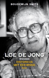Cover Loe de Jong Historicus met een Missie