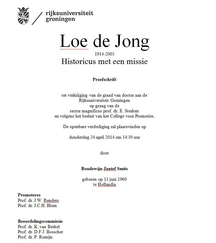 thesis voorblad
